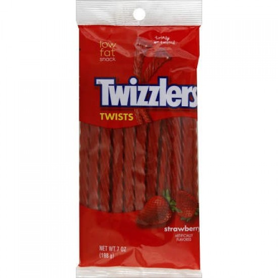 twizzlers strawberry 7oz