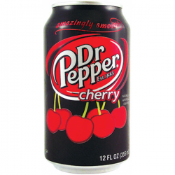 Dr Pepper Cherry Soda Pop