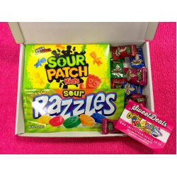 Warheads Extreme Sour Gift Box