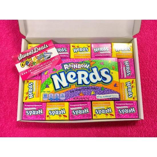 Wonka Mini Gift Box - Rainbow Nerds