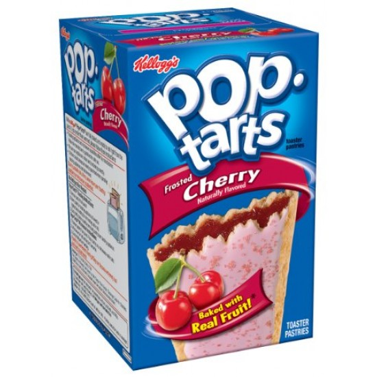 Pop Tarts Cherry