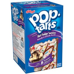 Kelloggs Pop Tarts Hot Fudge Sundae