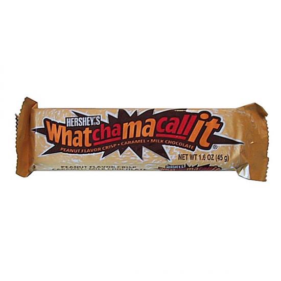 Hersheys WHATCHAMACALLIT Chocolate Bar