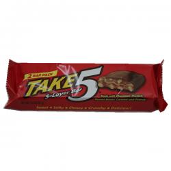 Hersheys take 5 Chocolate bar