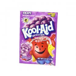 Kool-Aid Grape  Drinks Sachet