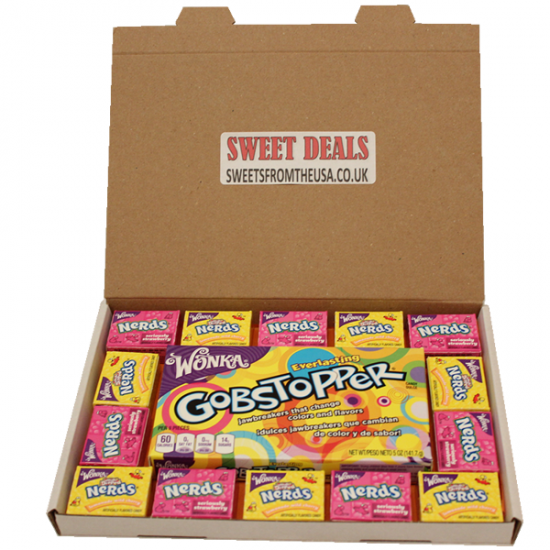 Wonka Mini Gift Box - Gobstoppers