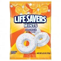 lifesavers mints orange