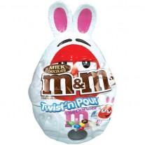 M&M Twist N Pour Bunny
