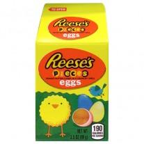 Reeses Pieces Easter Eggs Carton