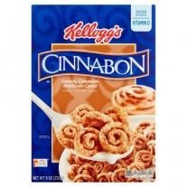 Kellogs Cinnabon