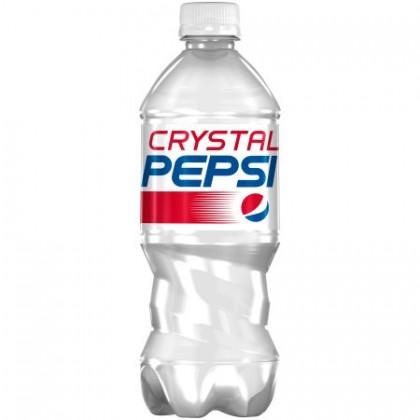 Crystal Pepsi - Limited Edition