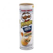 pringles cheeseburger chips