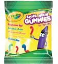 Crayola Sour Neon Gummies