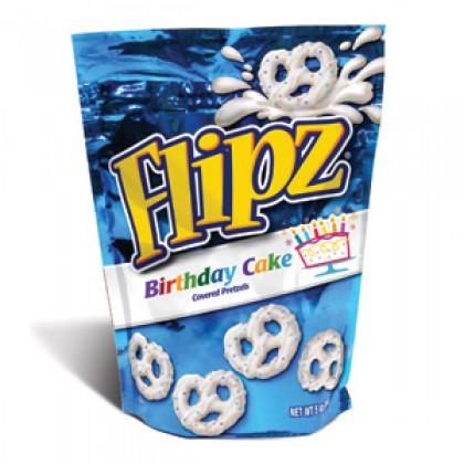Flipz Birthday Cake