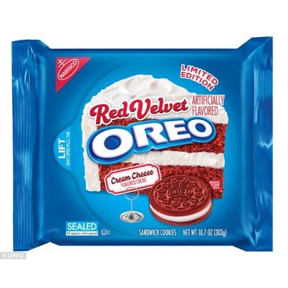 Oreo Red Velvet - Limited Edition