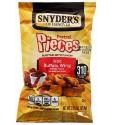 snyders hot buffalo wing pretzel pieces