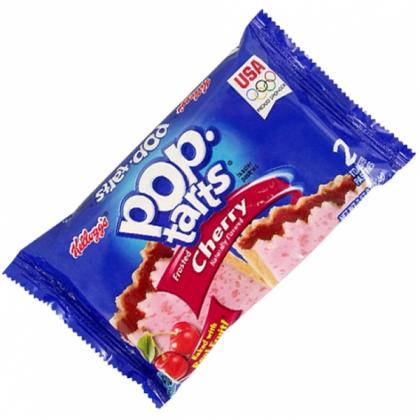 Pop Tarts Twin Pack Cherry