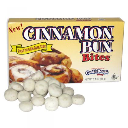 Cookie Dough Bites Cinnamon Bun Bites