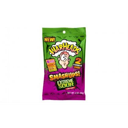 Warheads Smashups - extreme sour