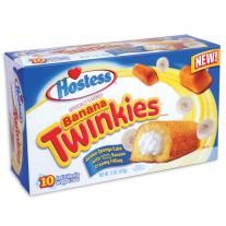 Hostess Banana Twinkie Box of 10..