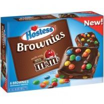 Hostess Brownies M&M (6 pack)..