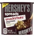 Hersheys Spreads Snacksters