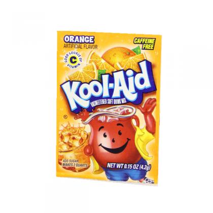 Kool-Aid Orange Drinks Sachet
