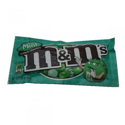M&M Dark Chocolate MINT
