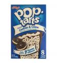Kelloggs Pop Tarts Cookies n Creme toaster pastries