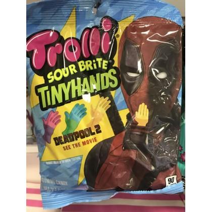 TROLLI DEADPOOL TINY HANDS